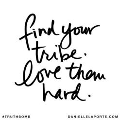 tribe-quote